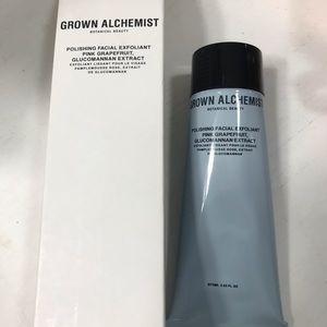 Grown Alchemist polishing facial exfoliant